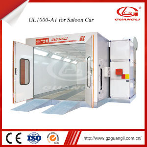 Guangli Manufacturer Ce Approved High Efficiency But Cheap Car Spray Paint Booth pictures & photos