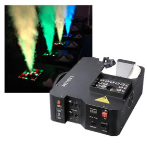 1500W DMX 24*3W RGB LED Fogger Fog Machine pictures & photos