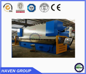 WC67K Series hydraulic Press Brake, Stainless Steel Bendig Machine, pictures & photos