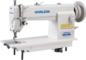 Wd-6-9 High Speed Lockstitch Sewing Machine pictures & photos