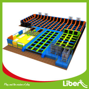 Liben China Top Quality Custom Made Trampoline Park pictures & photos
