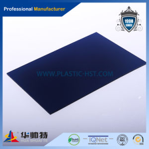 China Cheap Clear Plastic Polycarbonate Solid Sheet for Swimming Pool Cover pictures & photos