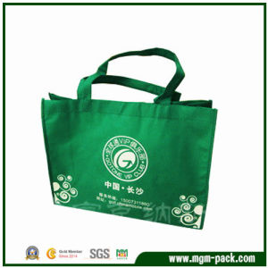 Simple Custom Non Woven Shopping Bag with Patterns pictures & photos
