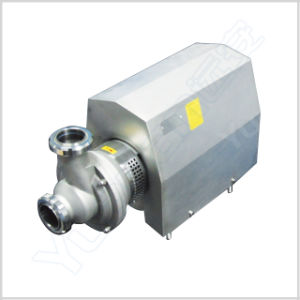Yuanan Sanitary Stainless Steel Self Priming Pump pictures & photos