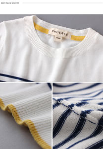 Phoebee Girls Spring/Autumn Clothing Knitwear pictures & photos