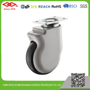 100mm Swivel Noiseless Medical Caster (P135-34E100X30) pictures & photos