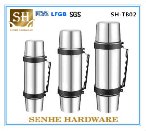 Top Hotsale Stainless Steel Promotional Vacuum Thermos (SH-TB02) pictures & photos