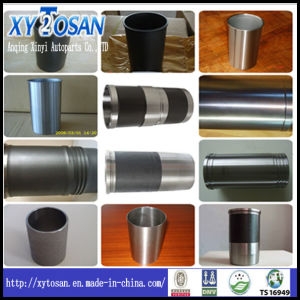 Cylinder Liner for Komatsu S6d155/ 6D95/ 4D94/ 6D140/ 6D125/ 4D120 pictures & photos