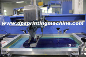 Content Labels Automatic Screen Printing Machine (SPE-3000S-5C) pictures & photos