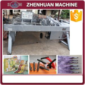 Semi Automatic Shoelace Tipping Machine for Handbag Rope and Shoelace pictures & photos