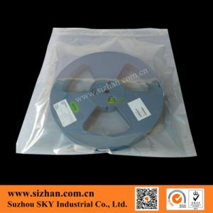 Anti-Static Zipper Clear Bag for Electronic Components pictures & photos