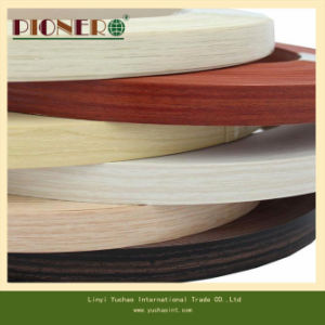 Wood Finished Edge Banding Tape with High Glossy pictures & photos