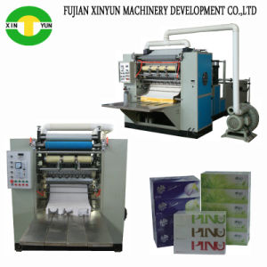 Cheap Price Best Quality Facial Tissue Paper Machine Full Auto Equipment pictures & photos