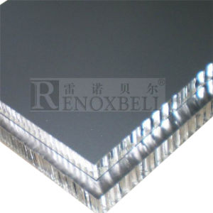 Top Quality Silvery Sandwich Panel, Aluminum Honeycomb Panels pictures & photos