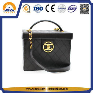New Design Leather Printing Cosmetic Box (HB-6633) pictures & photos