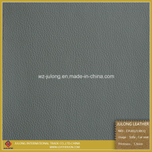 Embossed Sofa PU Leather DMF Free (CPU012) pictures & photos