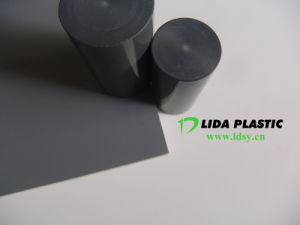 High Quality PVC Sheet and Rod pictures & photos