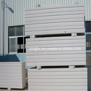 Automatic Gypsum AAC Wall Panel Reinforced Steel Alc Panel pictures & photos