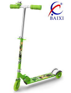 Big Wheel Scooter for Children (BX-3M005) pictures & photos