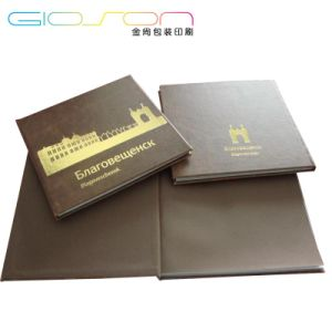 Gold Stamping Hardback Book/ Casebound Book/ Cardboard Book pictures & photos