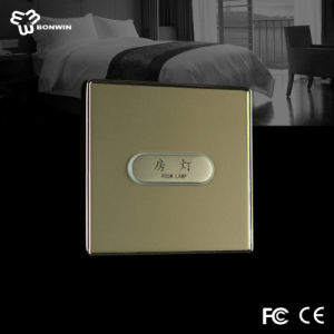 Waterproof Hotel Energy Saving Key Card Push Button Switch pictures & photos