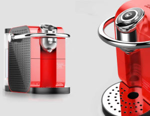 Best Nespresso Capsule Coffee Maker Machine with New Design pictures & photos