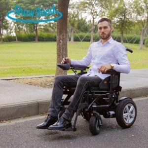 Showgood Electric Wheelchair, High Backrest Wheelchair