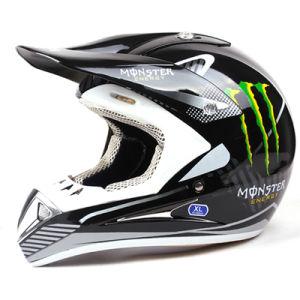 DOT Monster Motocross Motorcycle off Road Helmets
