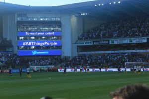 Football Stadium P10 Outdoor LED Panel Billboard pictures & photos