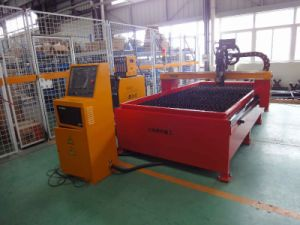 CNC Precision Plasma and Flame Cutting Machine pictures & photos
