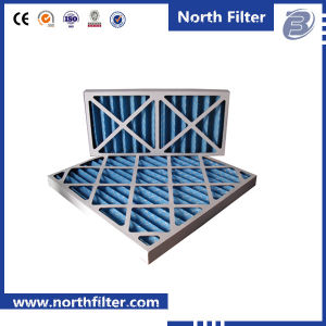 G4 Cardboard Pleated Air Filter for HVAC System pictures & photos