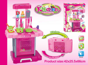 Grill Pretend Play Toy Cooking Kitchen Play Set (H3775114) pictures & photos