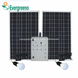 Solar Home Power System, Solar Energy Lighting System pictures & photos