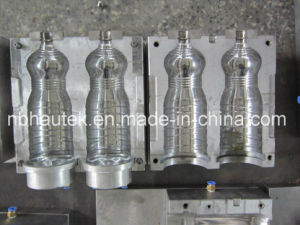 2 Cavity Semi-Automatic Pet Bottle Blowing Mould pictures & photos
