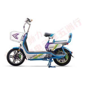 Hot Sell Fashionable Design Powerful Motor Electricas Adult Electric Scooter pictures & photos