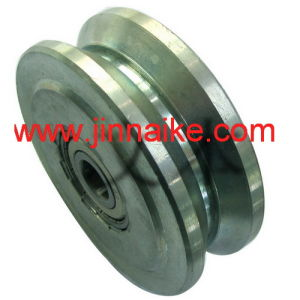 Sliding Gate Wheel with Bearings pictures & photos