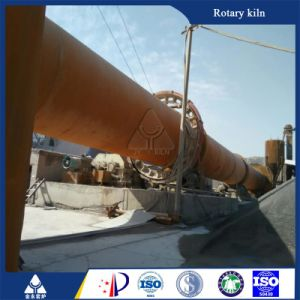 Energy Saving Metallurgy Small Lime Rotary Kiln for India Sale pictures & photos