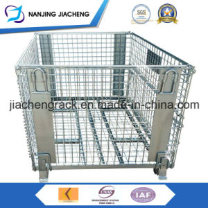 Heavy Duty Scale Wire Mesh Container pictures & photos