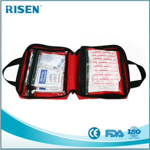 Emergency Medical First Aid Kit with CE and FDA pictures & photos