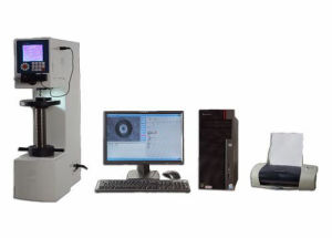 XHB-3000C CCD Automatically Imaging Digital Brinell Hardness Tester pictures & photos
