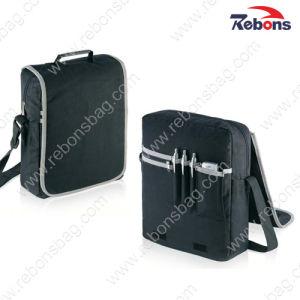 Customized Logo Plain Cheap 600d Shoulder Sling Bags for Promotion pictures & photos