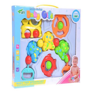 2016 Newest Product Plastic Colorful Baby Rattle (10250542) pictures & photos