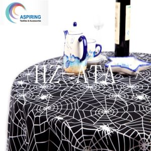 100%Polyester Minimatt Printed for Tablecloth pictures & photos