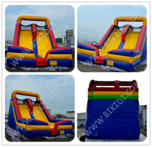 2015 Hot Sale Design Inflatable Slide, China Factory Inflatable Water Slider B4113 pictures & photos