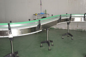 Material Handling Equipment Conveyor Systems Conveyor Plastic Modular Belt Conveyor pictures & photos