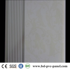 30cm 8mm Hot Stamping PVC Ceiling Panel
