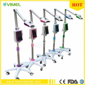 "Dental Teeth Whitening Machine System 4light Source 7""Touch Electronic Display pictures & photos"