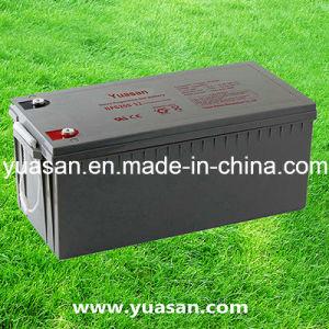 Yuasan Excellent Sealed Lead Acid 12V200ah Gel Battery -- Npg200-12 (12V200AH)