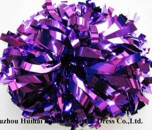 Metallic Purple POM Poms pictures & photos