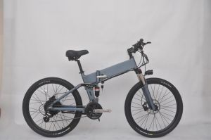 26 Inch 36V 250watt Lithium Battery Electric Bicycle pictures & photos